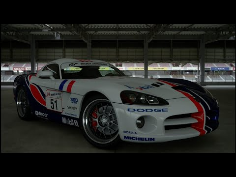 Hot Lap Sport: 2006 Dodge Viper SRT10 Coupe - Gran Turismo Sport