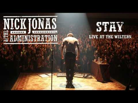 Nick Jonas & The Administration - Stay HQ Full Album Version + download link