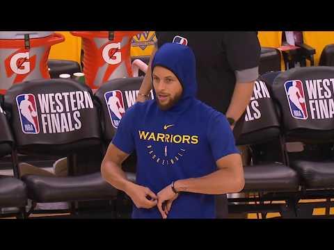 Portland Trail Blazers vs Golden State Warriors | May 14, 2019
