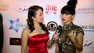 "Bai Ling on ""Who"