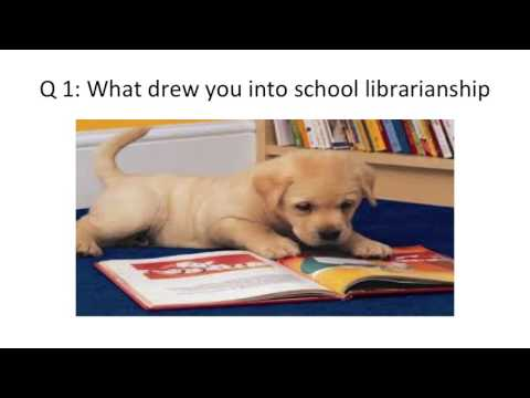 What EXACTLY do Teacher Librarians do?