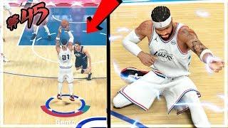 INSANE ALL STAR GAME! NEAR HALF COURT BUZZER BEATER!! NBA 2k20 MyCAREER Ep.45