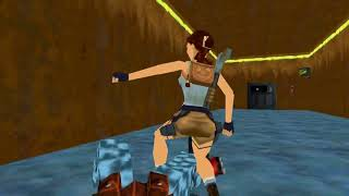 Tomb Raider: Fake Dagger (Niveles de autor). Nivel 4: Sea Prison (1/1)