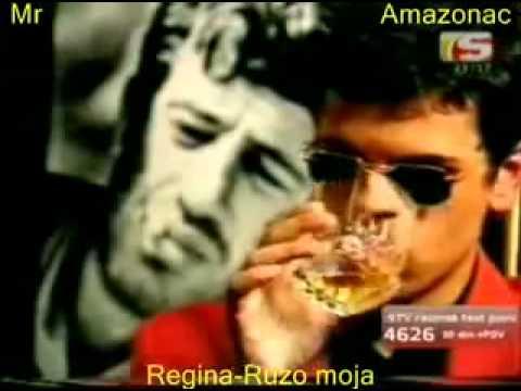 Regina - Ruzo moja - original spot