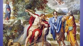 Kap za dobar dan, 27. 4. II. vazmena ČETVRTAK (Iv 3,31-36)
