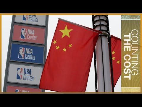 China silences critics
