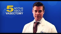 5 Myths About Vasectomies - Jesse Mills, MD | The Men's Clinic, UCLA Health