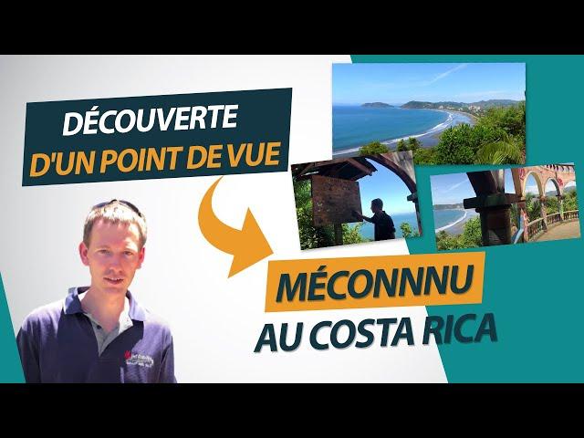 Découverte d'un point de vue méconnu au Costa Rica