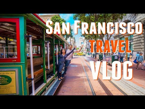 San Francisco Travel VLOG 2017 Day 1! The Strongest Drink In SF The Tonga Room. 4K