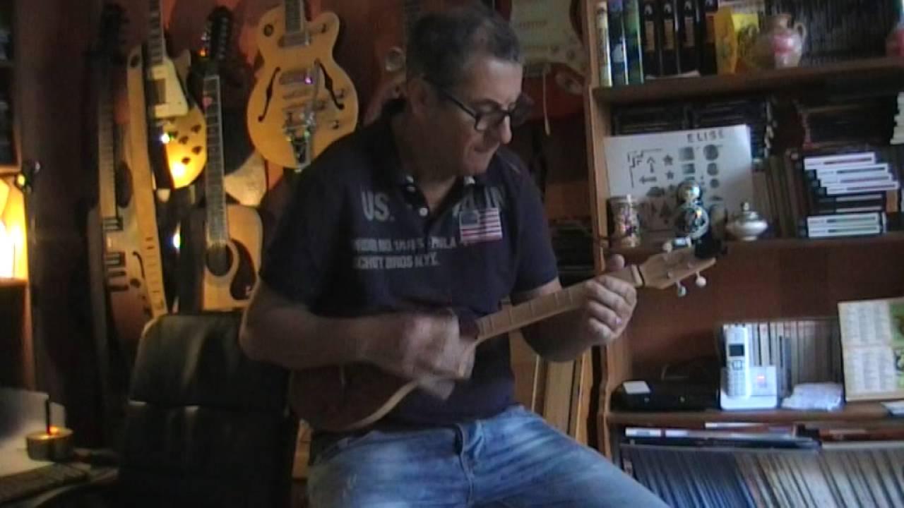 Macarena Los Lobos Cover Seagull Merlin M4 Youtube