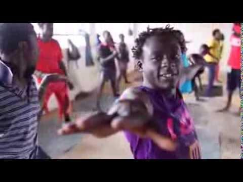 CNN INSIDE AFRICA: YOGA TRANSFORMS LIVES IN KENYA