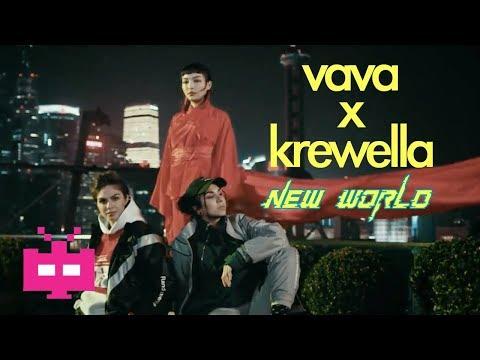 🎧 VAVA x KREWELLA  🚀 NEW WORLD 🌎 [ OFFICIAL MV ]