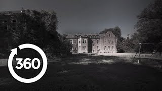 Tour The Haunted Grounds Of Pennhurst Asylum - What Will You See? (360 Video) thumbnail