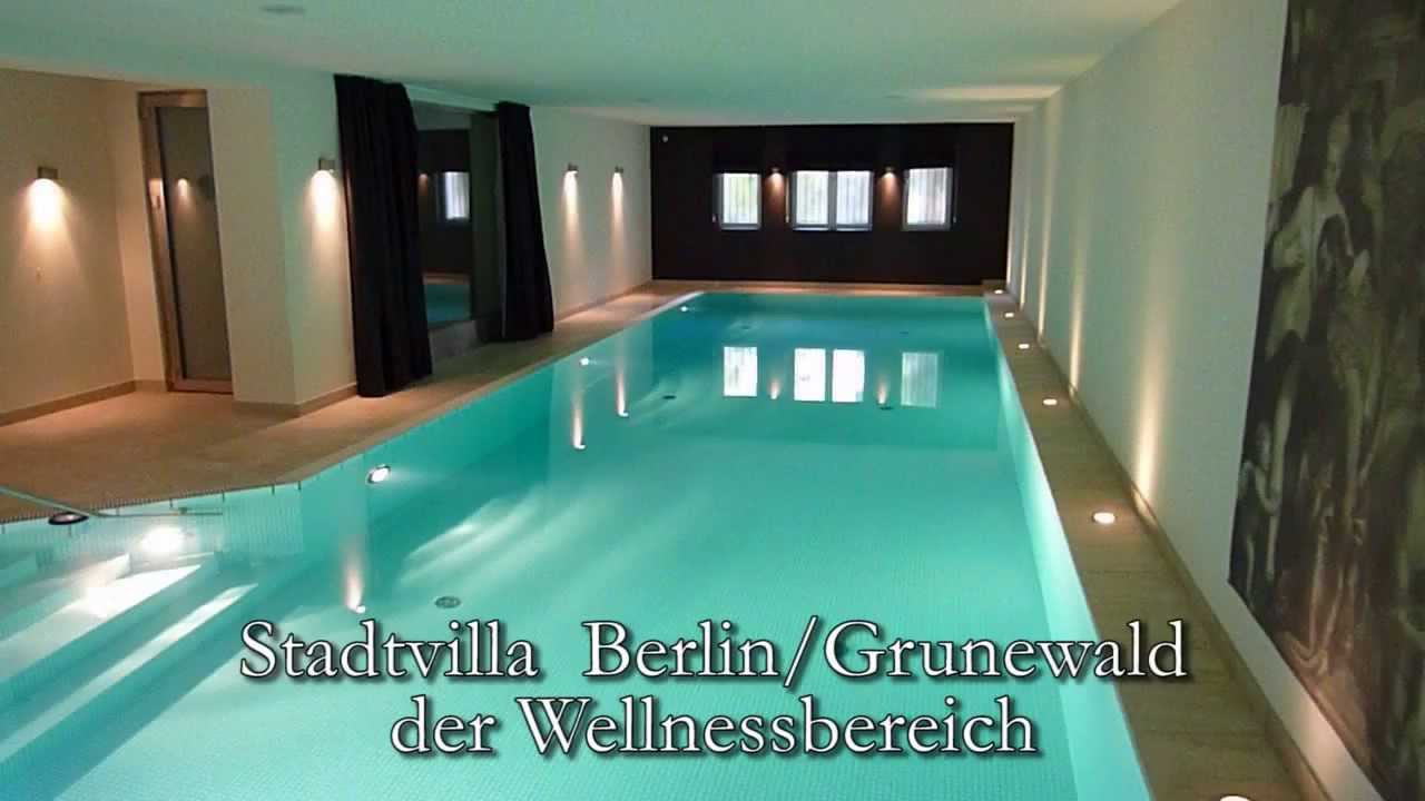 stadtvilla berlin grunewald zu verkaufen 3 von 3 wellness youtube. Black Bedroom Furniture Sets. Home Design Ideas
