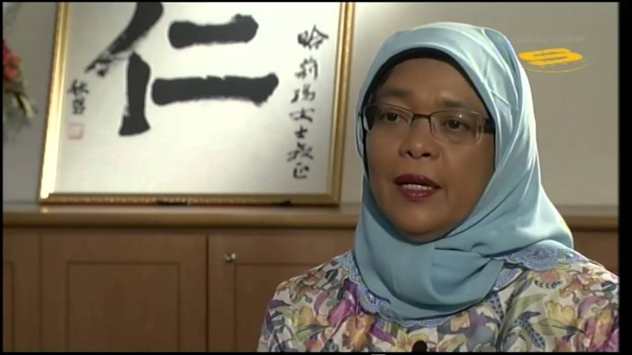 full episode halimah yacob first female speaker or parliament interviewed by daud yusof