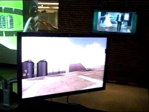 Autodesk Virtual Cinematography Exhibit