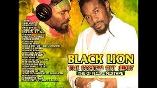 BLACK LION 'THE SYSTEM SET AWAY MIXTAPE' MIXED BY DJ SPOOGY