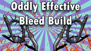 Just when you thought Bleed Builds were nerfed - Dark Souls III