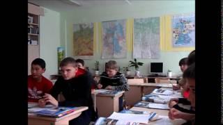 Урок немецкого языка в 7 классе  Мой родной Город Гехт Л Э