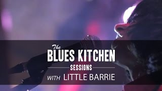 "Little Barrie- ""Pauline"" & ""Surf Hell"" [The Blues Kitchen Sessions]..."