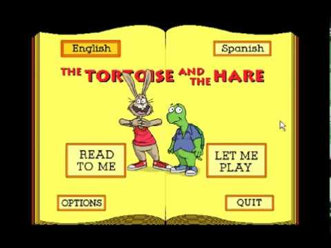 Living Books The Tortoise The Hare 1993 Windows Game Youtube