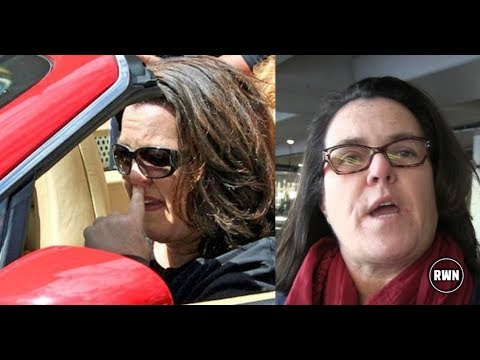 24HRS AFTER ROSIE BUSTED IN MAJOR FRAUD HER DANGEROUS ADMISSION AGAINST TRUMP SURFACES!