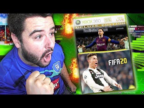 DESCARGAR FIFA 20 EDITION DELUXE GRATIS PARA XBOX 360-9BRITO9
