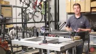 Tri Shop's Felt Visit - Carbon Technology: Part 1