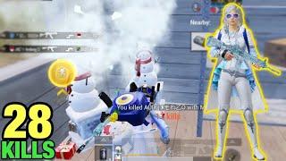 IZUNA PAKAI SKIN TERBAIK DI PUBG MOBILE!! | M416 GLACIER FULL UPGRADE | Pubg Mobile Indonesia
