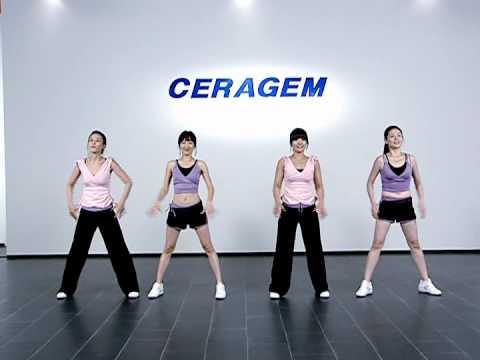 ceragem fun exercise