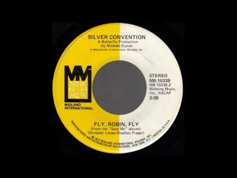 1975002  Silver Convention  Fly, Robin, Fly  45305