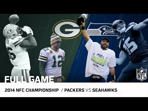 Packers vs. Seahawks: 2014 NFC Championship Game | Aaron Rod
