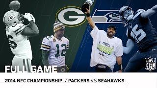 Download Packers vs. Seahawks: 2014 NFC Championship Game | Aaron Rodgers vs. Russell Wilson | NFL Full Game Mp3 and Videos
