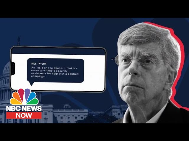 House Democrats Speed Up Impeachment Inquiry | NBC News Now