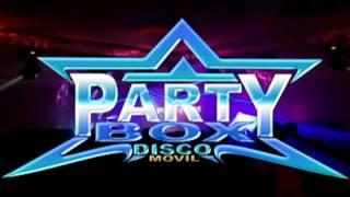 fiesta en los esclavos santa rosa con disco movil party box guatemala