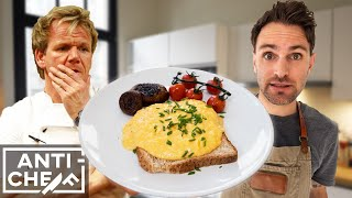 Can I Master Gordon Ramsay's Scrambled Eggs?