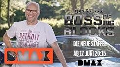 Wir verlosen einen Chevrolet Camaro Convertible Turbo | Der Geiger | DMAX Deutschland