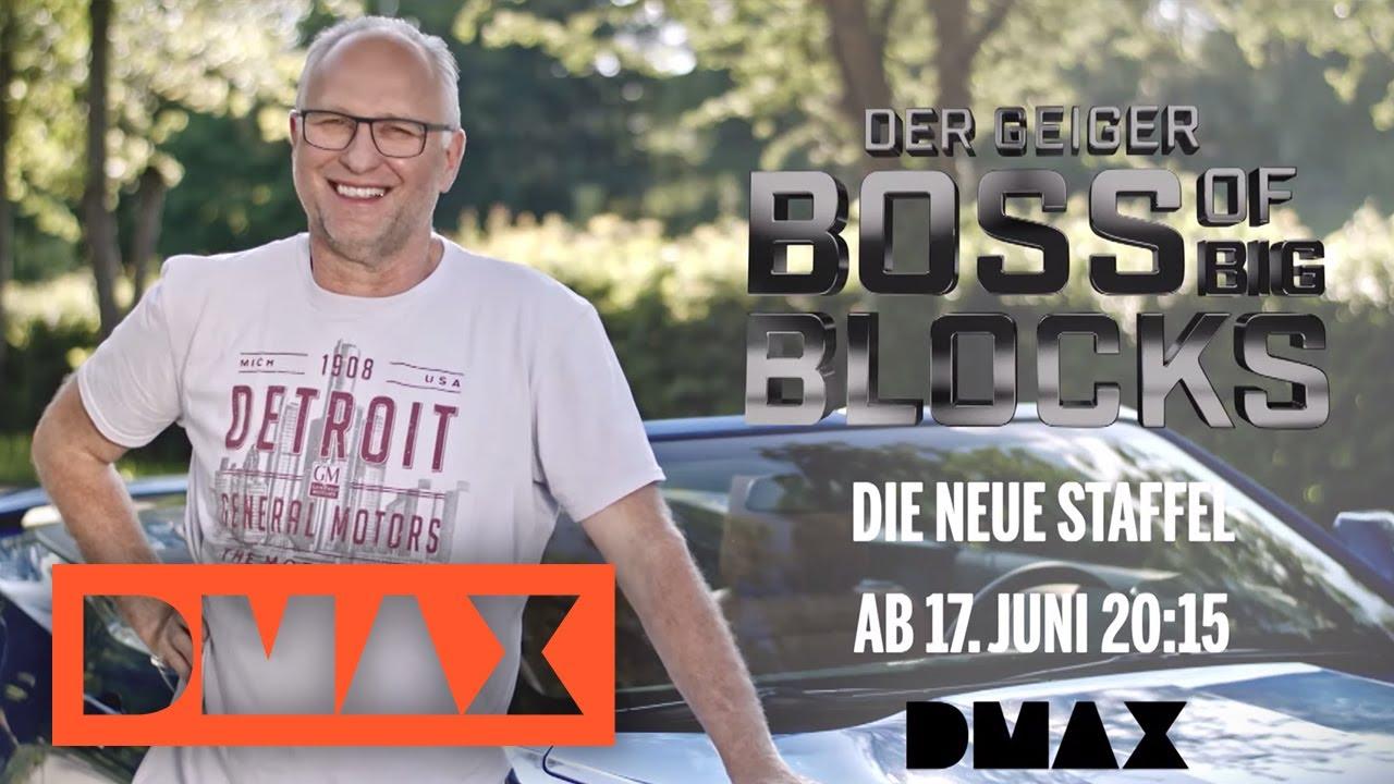 Dmax Geiger Gewinnspiel