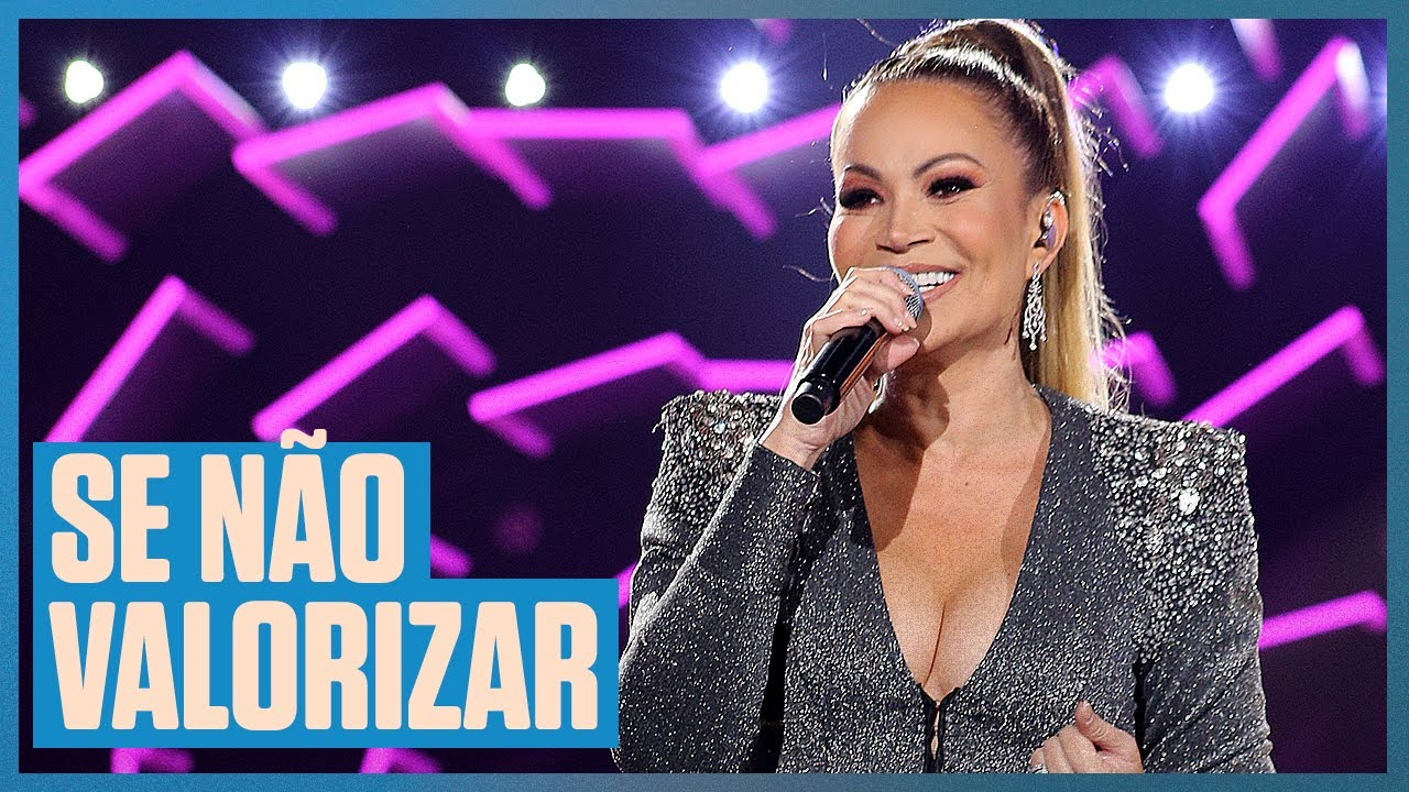 Solange Almeida - Se Não Valorizar | Música Boa Ao Vivo | Música Multishow