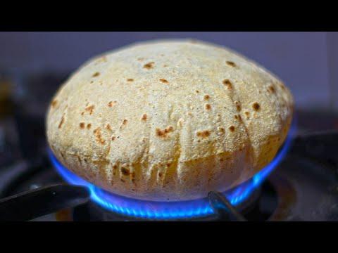 ★ How To Make Soft Chapati / Phulka / Roti | Chapati Recipe | Phulka Recipe