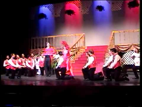 Hello Dolly - Lincoln High School 2001