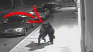 Top 10 WEIRD Things Caught On Security Camera