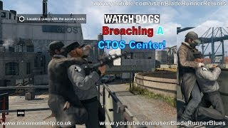 Watch Dogs: Pure Stealth Breaching A CTOS Control Center PC Maximum Graphical Settings 1080p HD