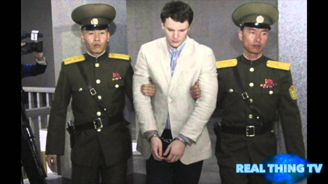 American college student Otto Warmbier has landed back in the United States after more than 17 months in detention in North Korea