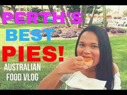 Australian Pies : Perth's Best Pies - Australian Food Vlog