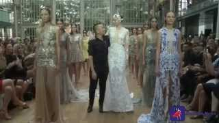 Julien Macdonald - Spring Summer 2015 Full London Fashion Runway Show