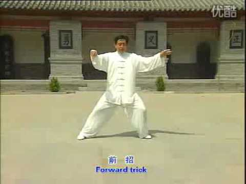 Chen Style Tai Chi   Old Frame One Teaching Video (11)