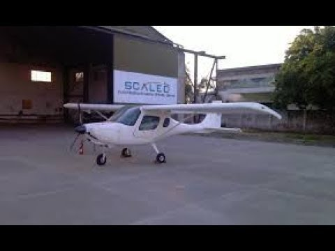 Scaled Aviation Industries Pvt Limited Pakistan At Walton Aerodrome