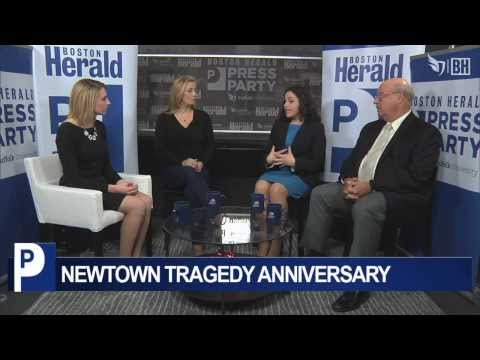 Sandy Hook Anniversary, Most Fascinating People, and Crowdfunding Journalism