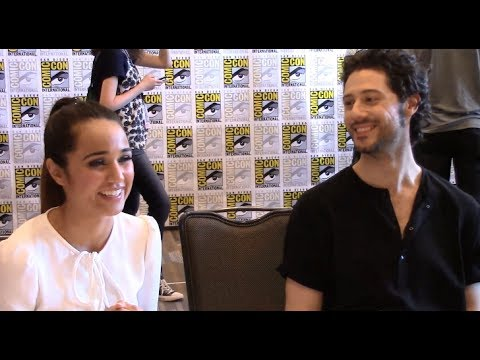 The Magicians - Summer Bishil and Hale Appleman Interview, Season 3